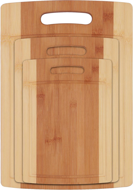 Разделочная доска Bamboo Cutting Board 3