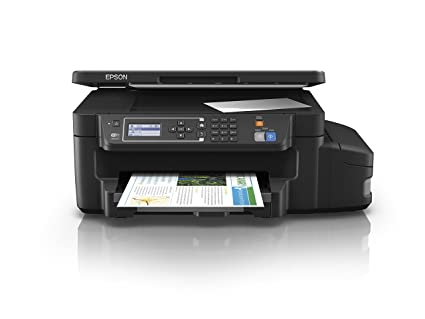 Epson L605 All-in-One Wireless Ink Tank Colour Printer with Auto-Duplex  Printing