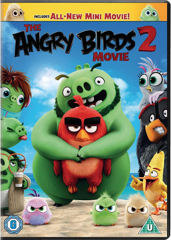The Angry Birds Movie 2 Dvd 2019 Amazon Co Uk Thurop Van