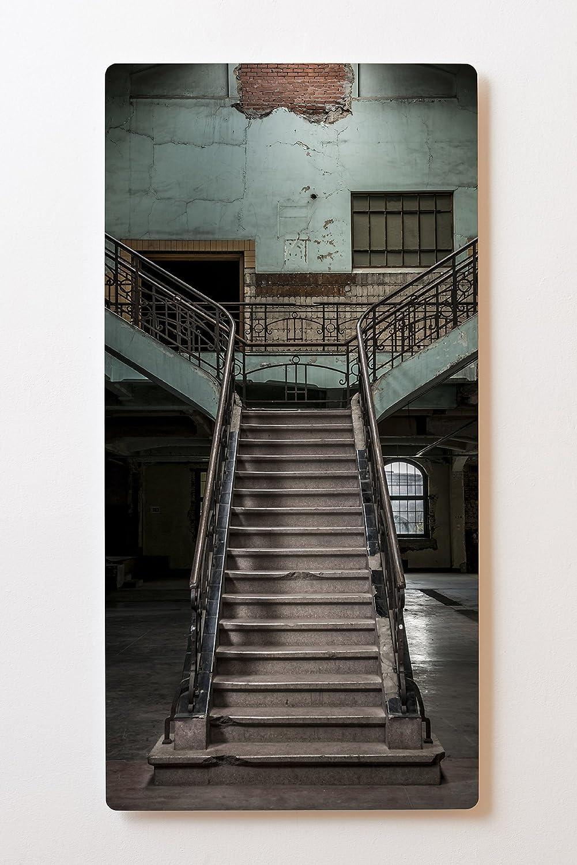 Lightclub-Shop.de - Pizarra magnética para Pared (60 x 120 cm, 58 Paneles), diseño de escaleras: Amazon.es: Juguetes y juegos