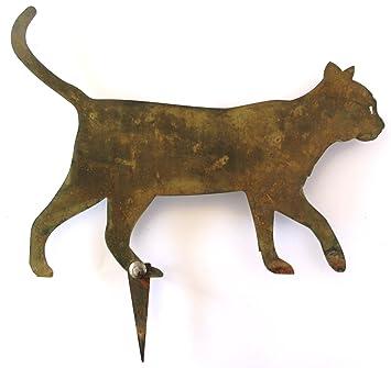 Zorro - Décoration de pelouse et de jardin, silhouette de chat en ...