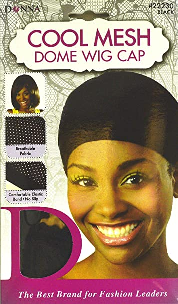 Donna Cool Mesh Dome Wig Cap 22230