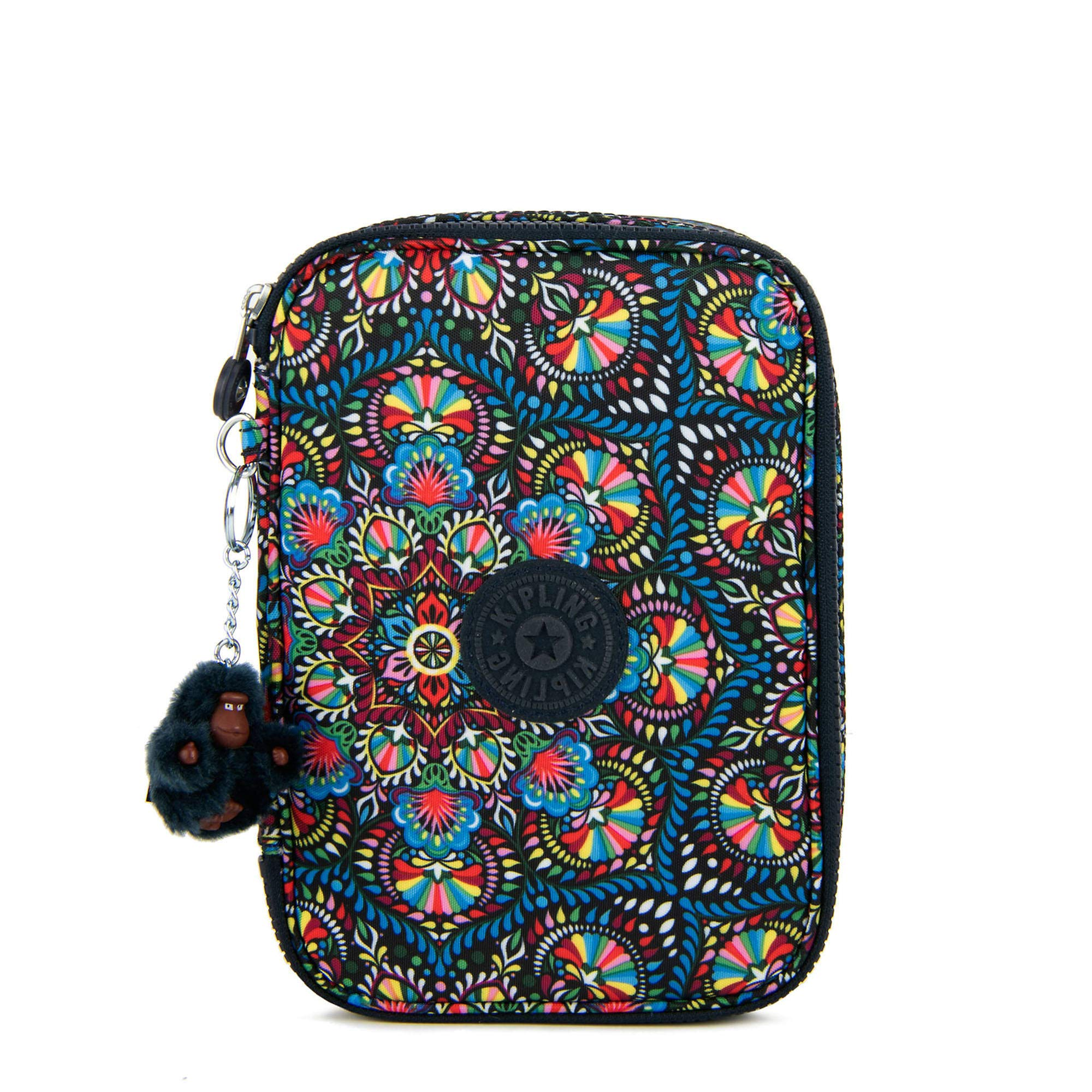 Kipling 100 Pens Printed Case Sunshine Burst