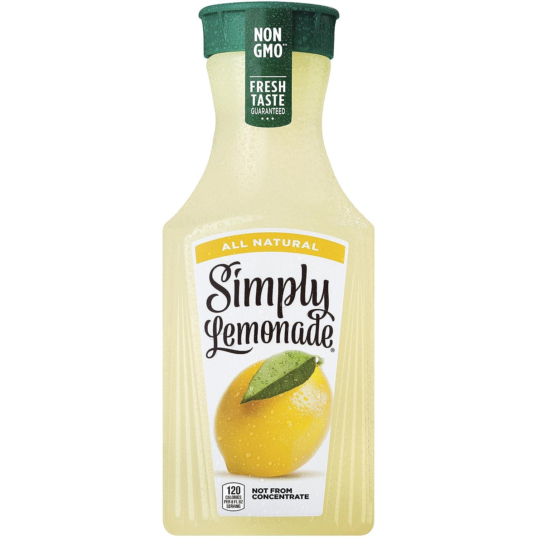 Simply Lemonade, All Natural Non-GMO, 52 fl oz