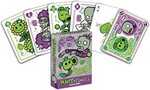 Plants vs. Zombies Playing Cards