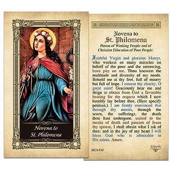 Novena prayer to st philomena