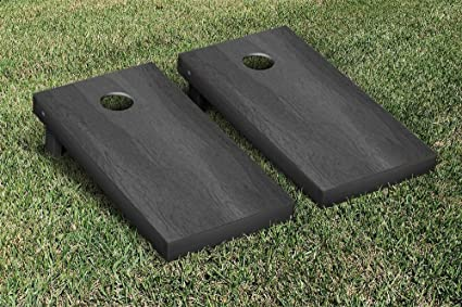 Amazon Com Victory Tailgate Onyx Stained Regulation Cornhole Game
