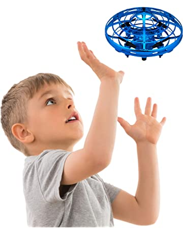 Hand Operated Drones for Kids or Adults - Scoot Hands Free Mini Drone Helicopter, Easy