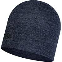 Buff Midweight Merino Wool HAT Melange