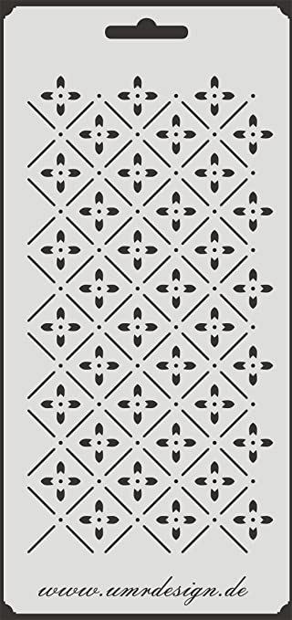Scrapbooking Schablone S-077  Sterne ~ Stencil ~ UMR-Design