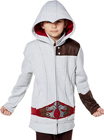 Amazon Com Teen Ezio Jacket Assassin S Creed Clothing