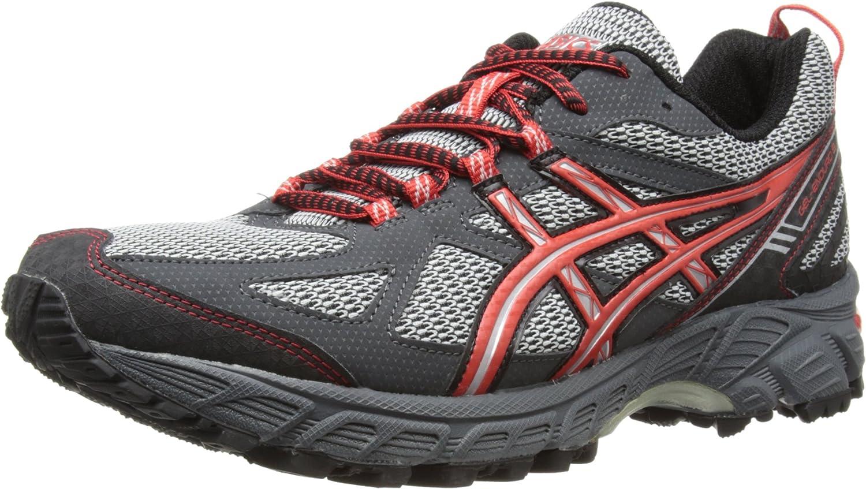 Asicsgel-Enduro 9 - Zapatillas de Running Hombre, Color Gris, Talla 44.5: Amazon.es: Zapatos y complementos