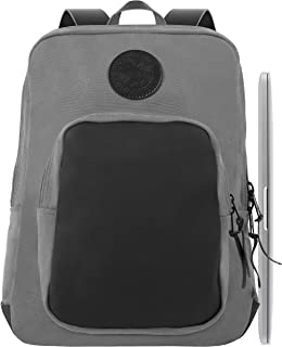 product image for Duluth Pack Deluxe Laptop Backpack (Grey)