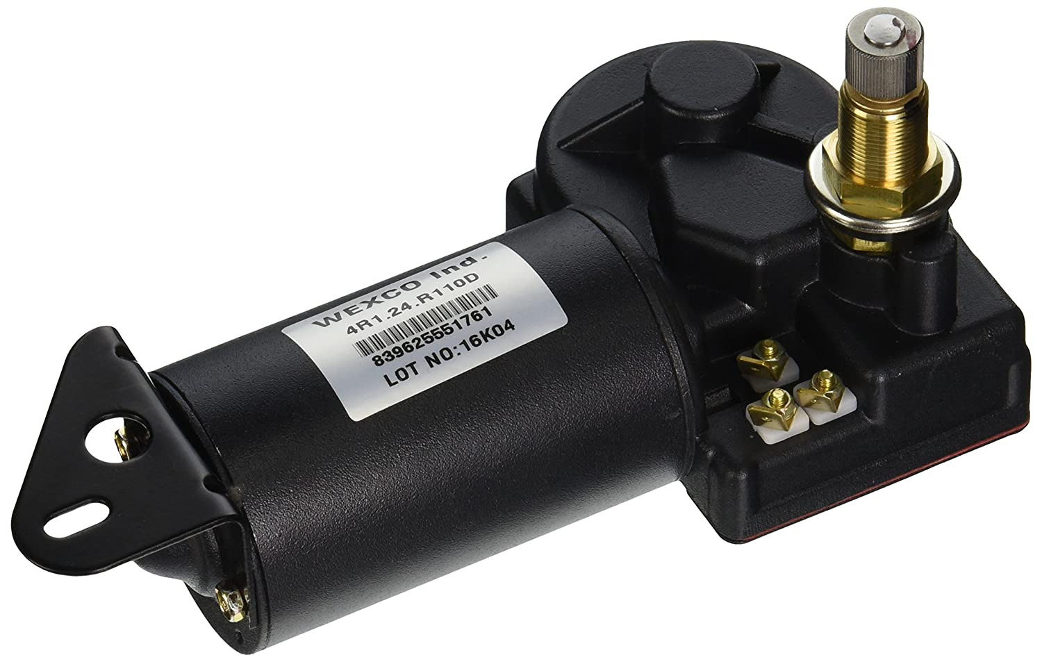 12V Wexco 4R2.12-19S2.R110D 2.5 Wiper Motor with 2-Speed Switch