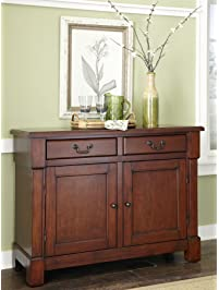 kitchen buffet cabinet. Home Styles The Aspen Collection Buffet Buffets and Sideboards  Amazon com