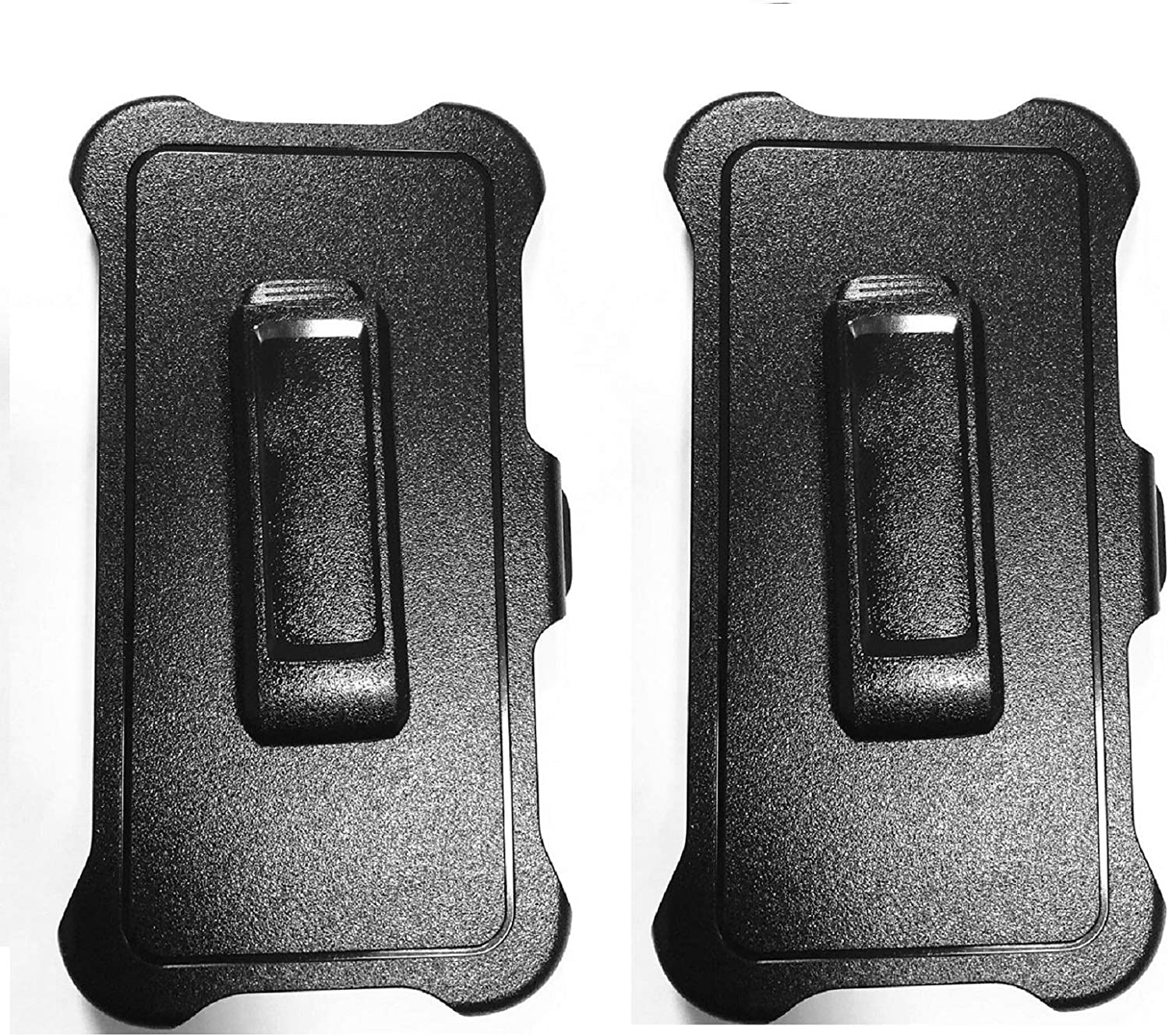 """2 Pack Replacement Belt Clip Holster for OtterBox Defender Series Case Apple iPhone 11 (6.1"""")"""