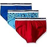 Multi Pack Nautica Mens Standard Classic Underwear Cotton Stretch Brief