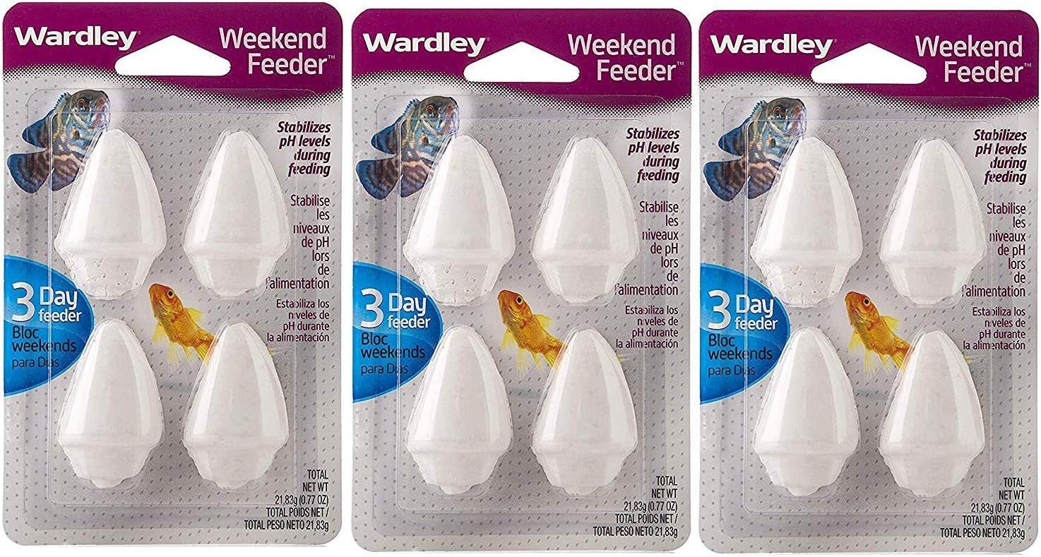 Wardley Hartz Weekend Feeder, 12 Count