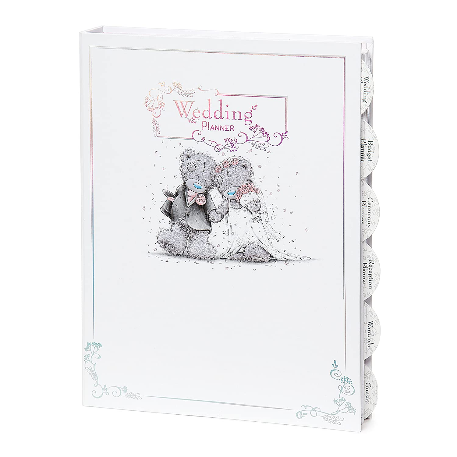 Me to you wedding planner carte blanche greetings ltd g01q6584 box contains m4hsunfo