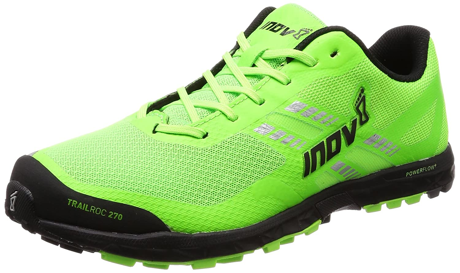 TALLA 40 EU. Inov-8 Trailroc 270 Green Black