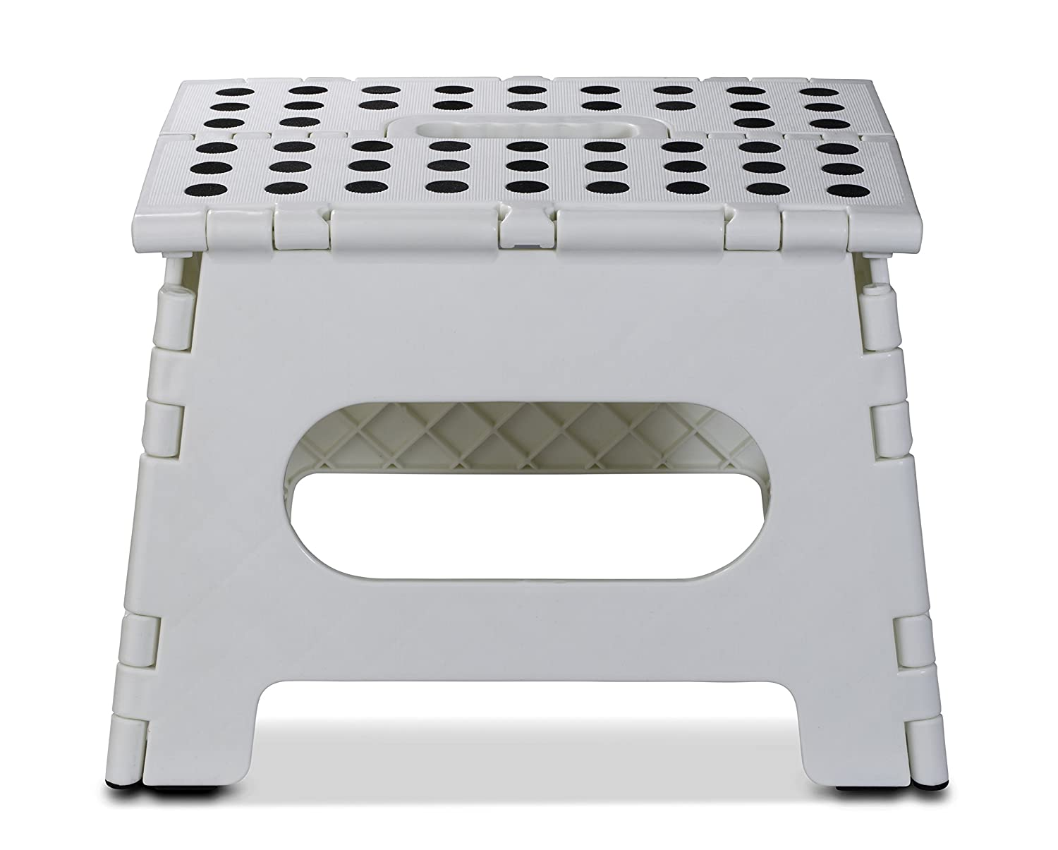 Awesome Folding Step Stool The Lightweight Step Stool Is Sturdy Enough To Support Adults And Safe Enough For Kids Opens Easy With One Flip Great For Cjindustries Chair Design For Home Cjindustriesco