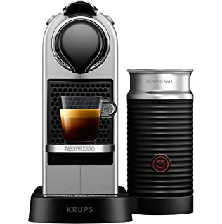 Nespresso XN411T Krups Prodigio & Milk-Cafetera (1260 W, 220 ...