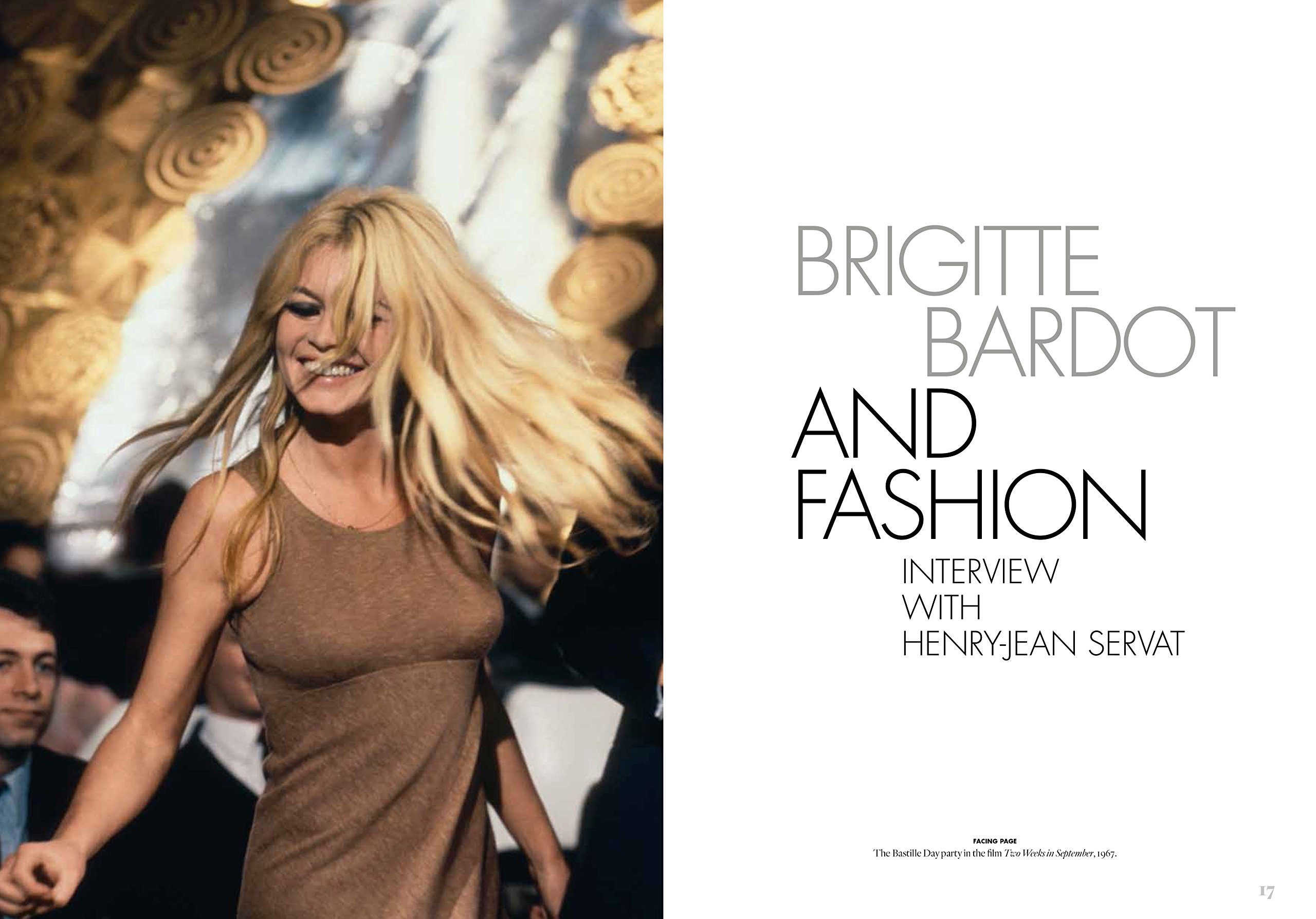 Brigitte Bardot My Life In Fashion Henry Jean Servat Brigitte
