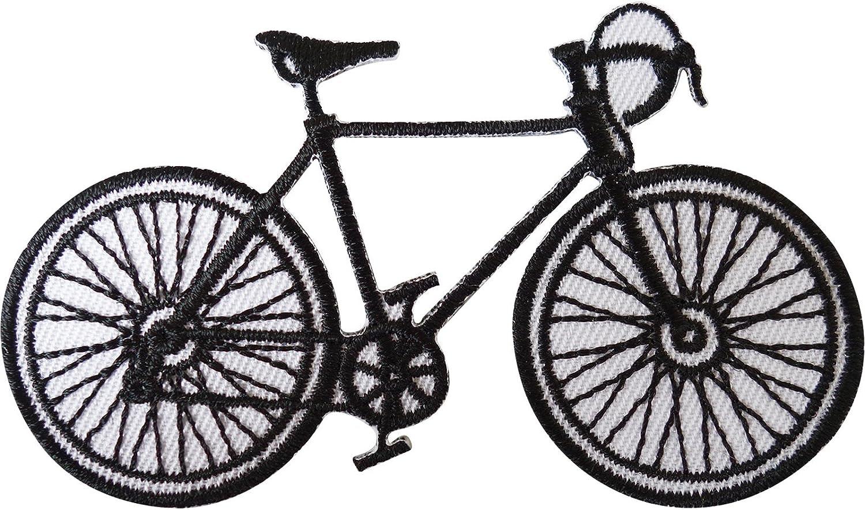 Bicicleta parche hierro/para coser en la ropa para bicicleta de ...