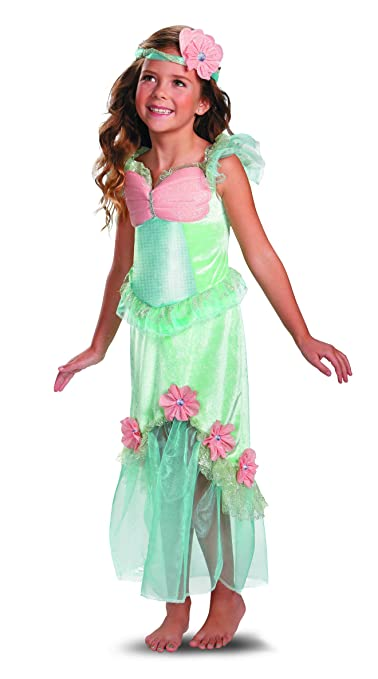 Amazon.com: Las niñas Místico Mermaid Costume: Toys & Games