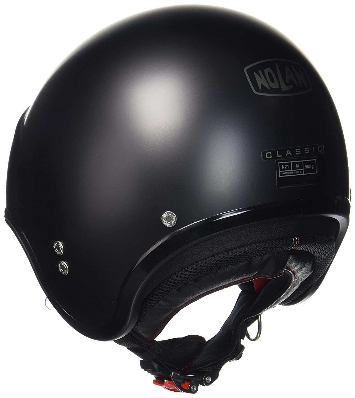 ed088cbf Amazon.com: Nolan N21 VISOR JOIE DE VIVRE Black Helmet size X-Small:  Automotive