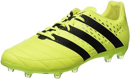 4dbdd7a64e1 Amazon.com  adidas Performance Mens ACE 16.2 FG Leather Football ...