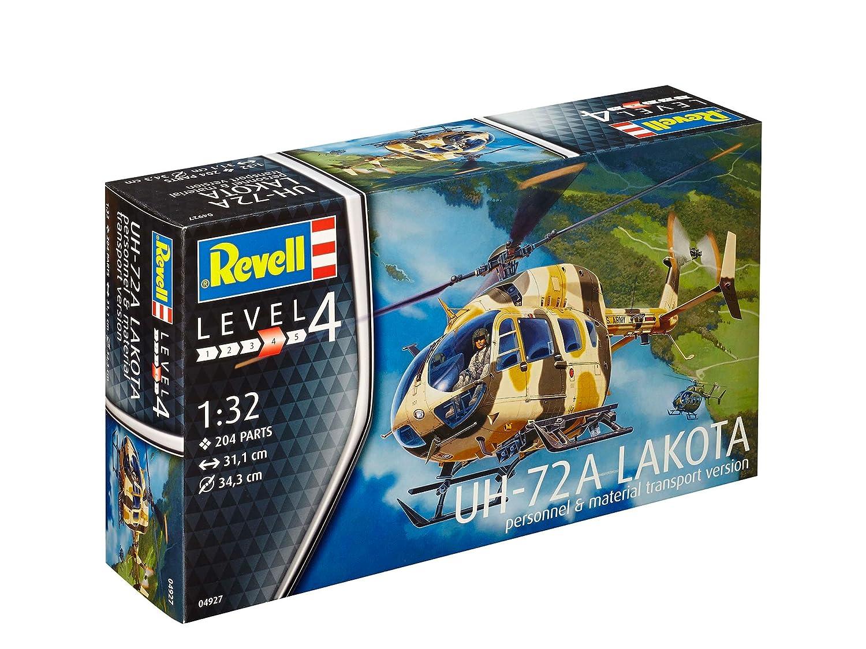 / Revell uh-72/a Lakota 04927 /speelg