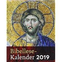 Bibellese-Kalender 2019: 365 Tage mit Gottes Wort
