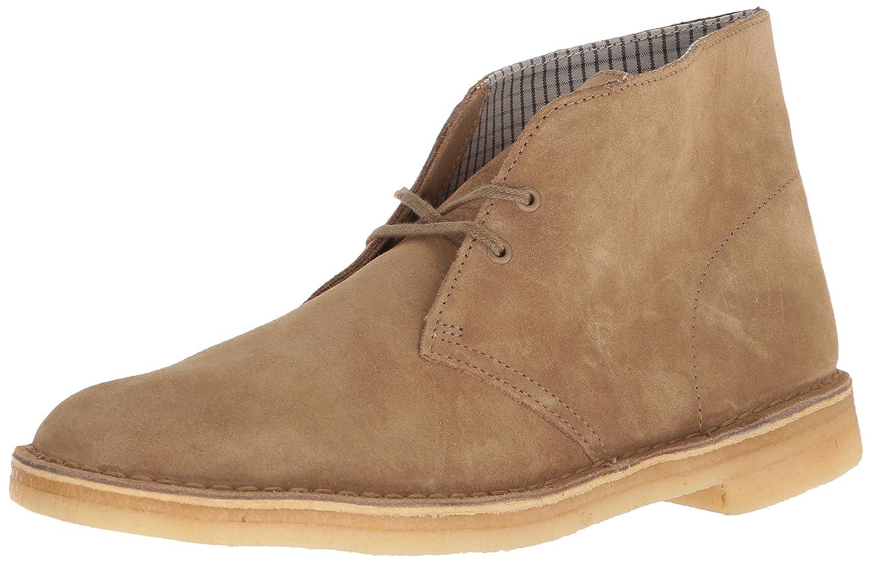 Amazon Com Clarks Women S Desert Boot Oakwood Suede 6 5 M Ankle