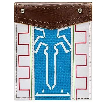 45fd47d907ad9 Legend of Zelda Breath of the Wild marron Portefeuille: Amazon.fr ...