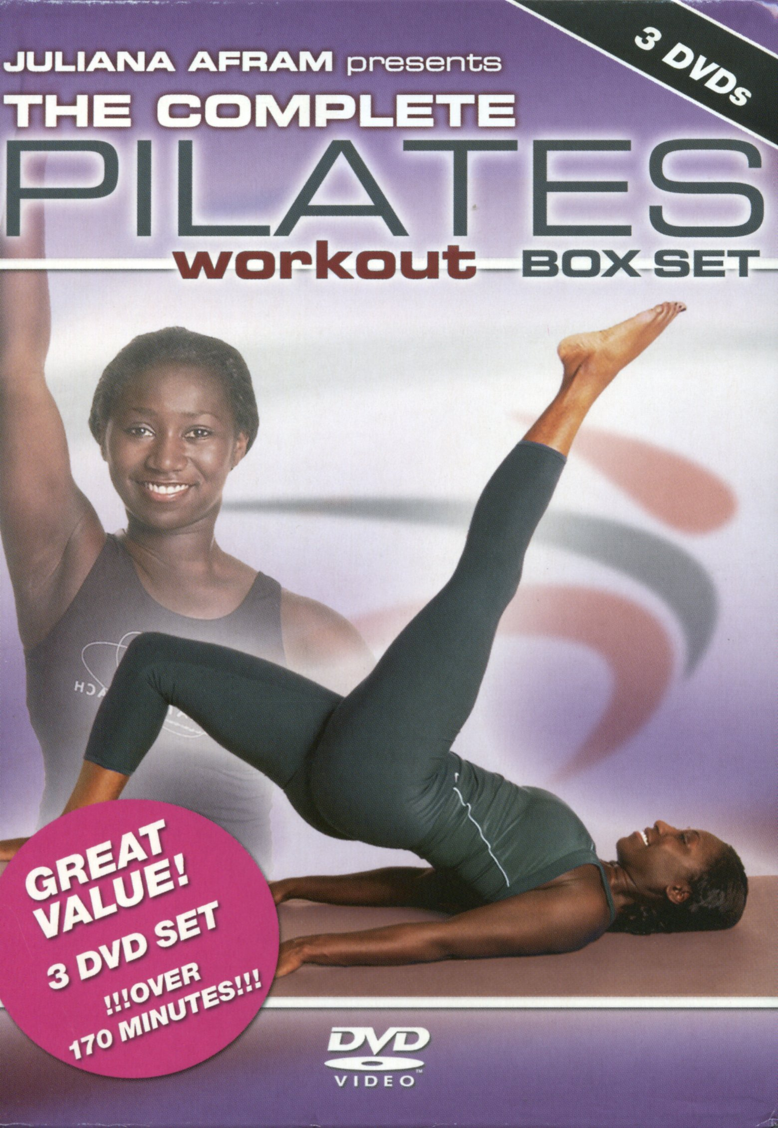 The Complete Pilates Workout B
