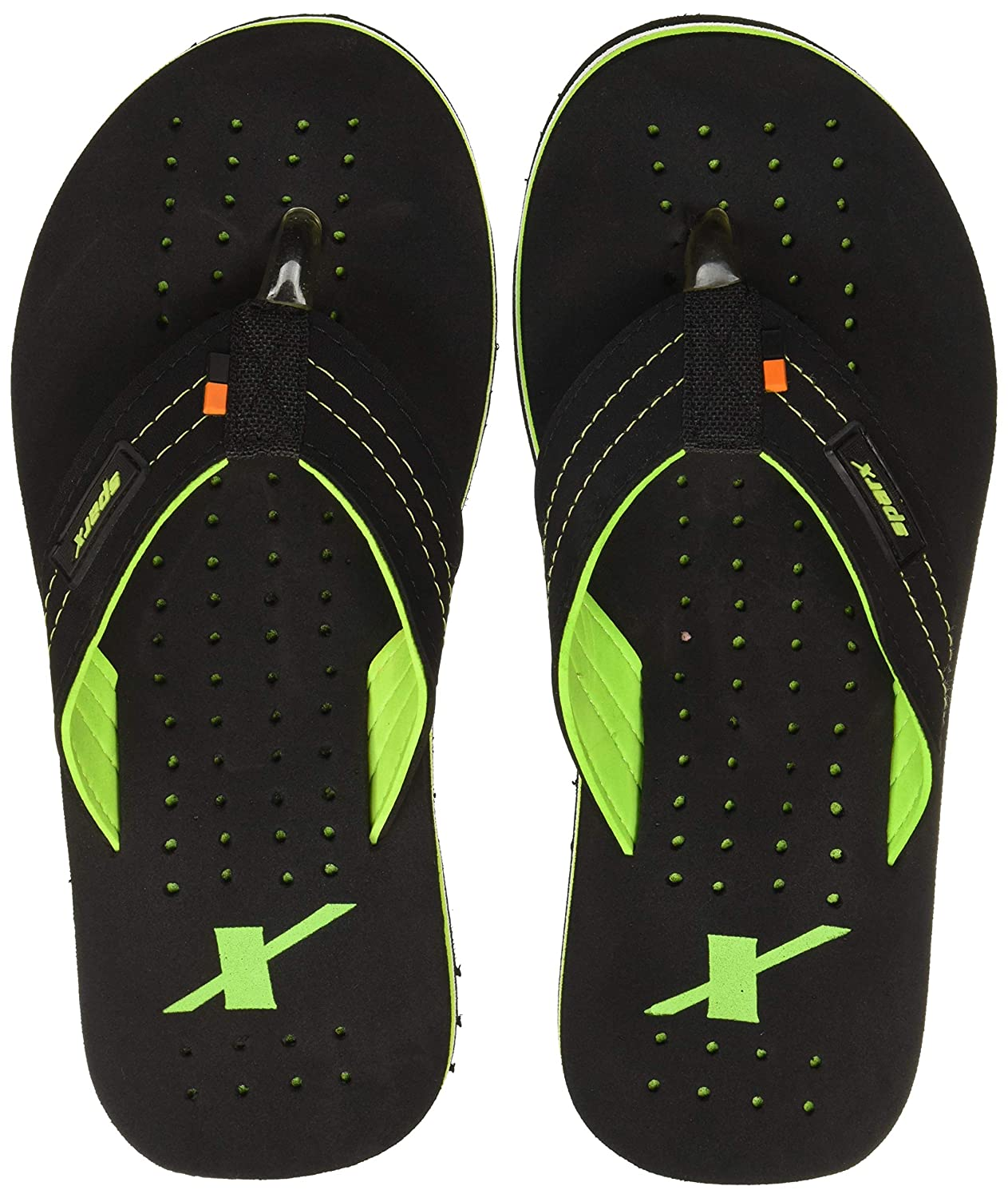 e5f1b2117ea Sparx Men s Flip-Flops and House Slippers  Buy Online at Low Prices in  India - Amazon.in
