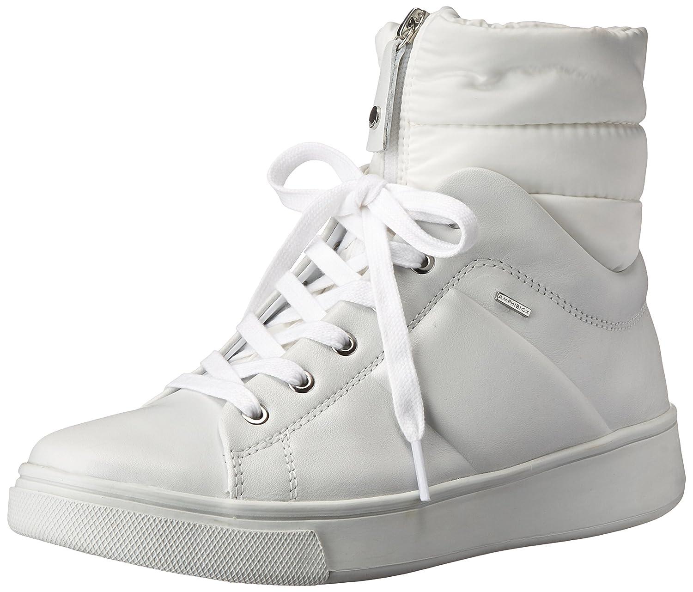 6bca8b44ea4 Geox Women's D Mayrah B ABX a Hi-Top Sneakers: Amazon.co.uk: Shoes & Bags