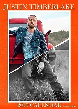 Justin Timberlake 2019 Calendrier