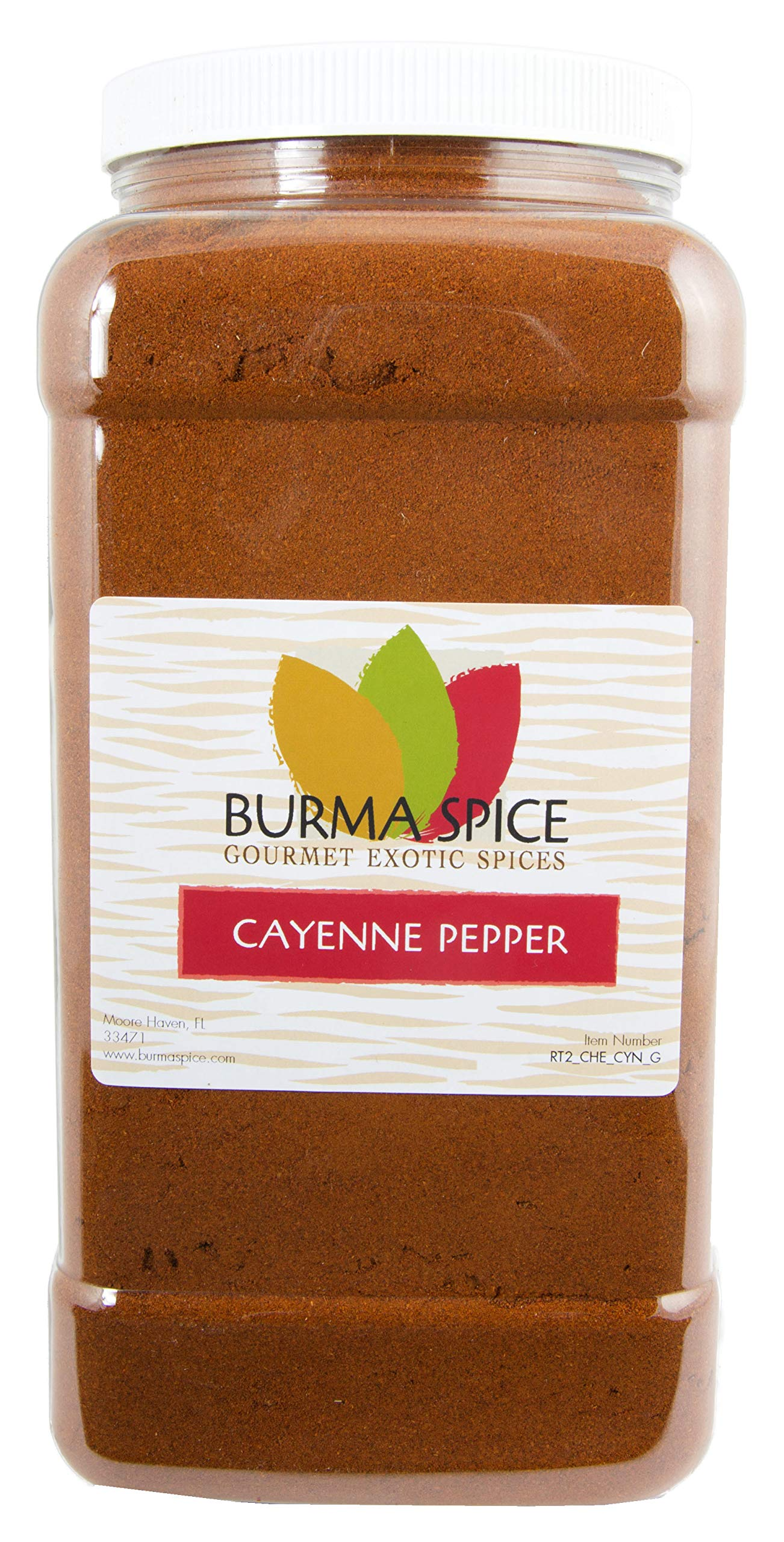 Ground Cayenne Pepper : SOME LIKE IT HOT! - This Cayenne pepper is hotter than most, its perfect to really kick it up a notch (75oz.)