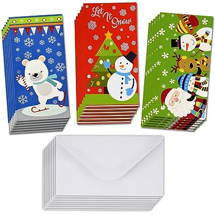 Regalo Boutique 36 ct. Titulares de la tarjeta de regalo de ...