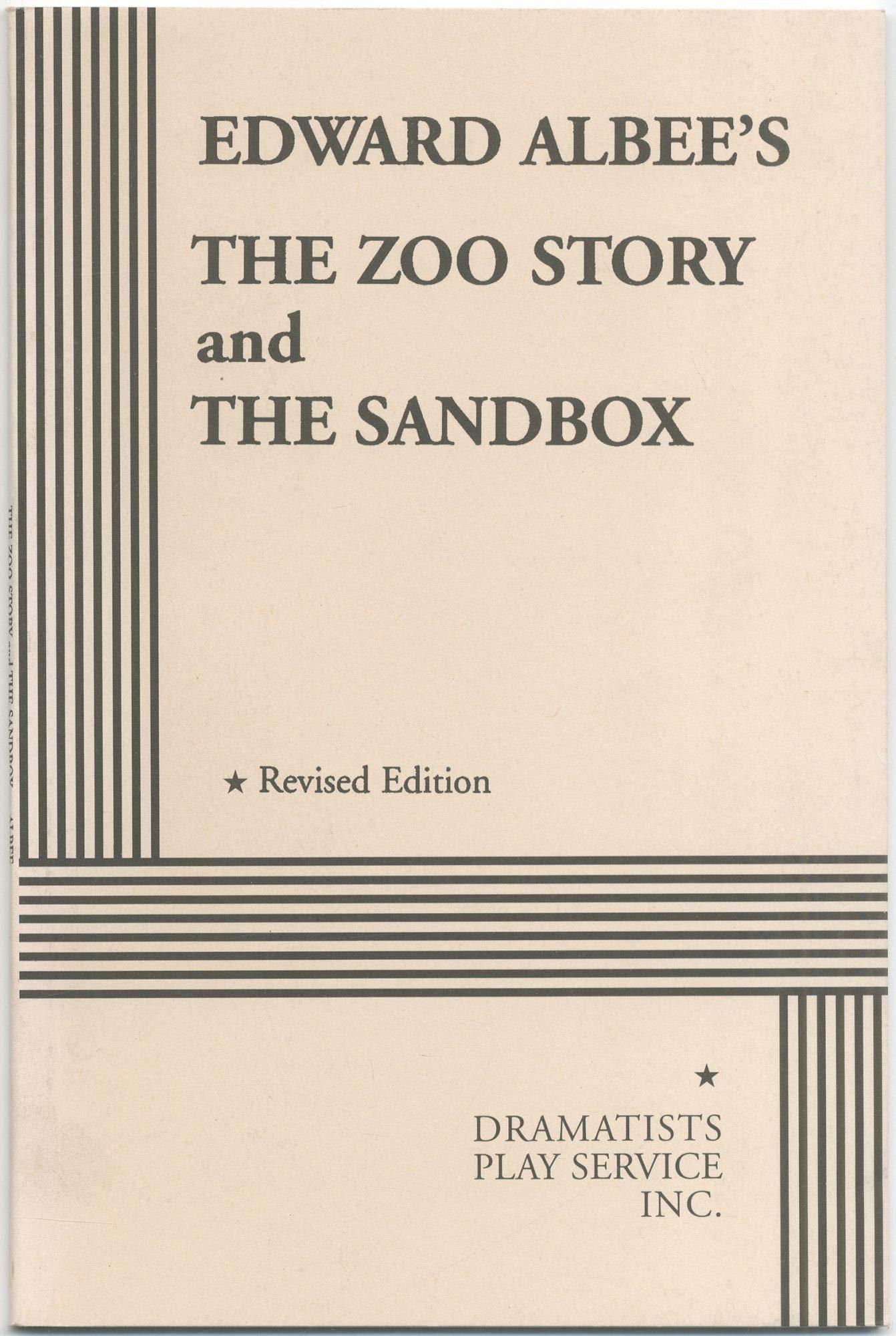 the sandbox by edward albee symbols