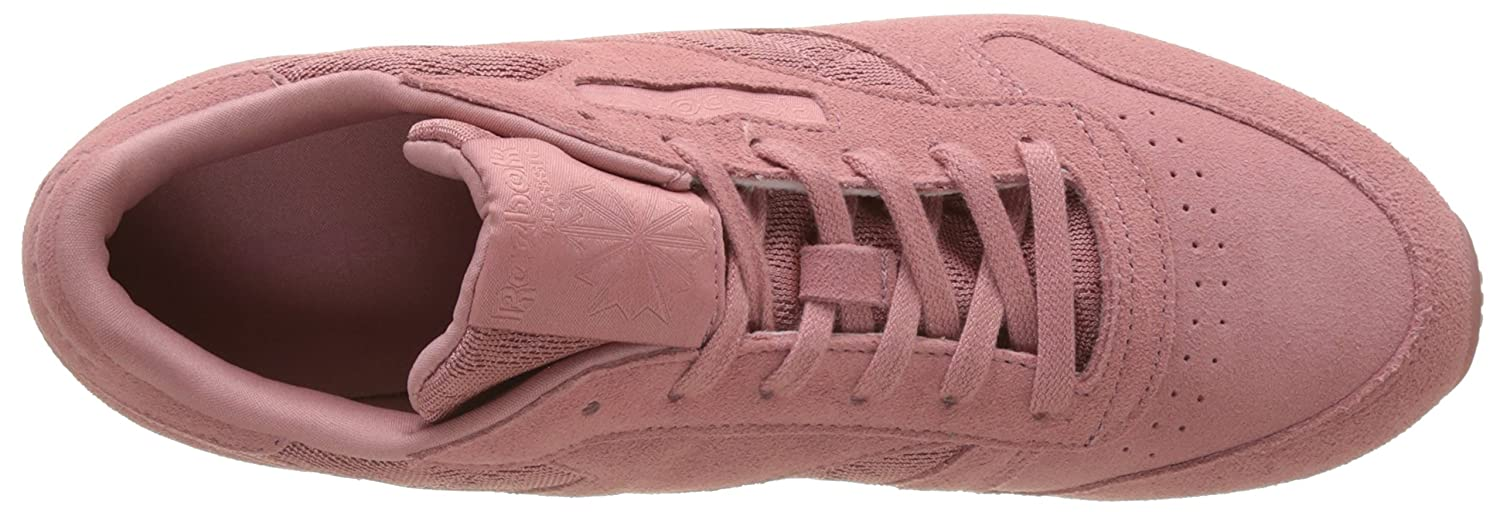 940a31dc36aa Reebok Women s Classic Leather Lace Trainers  Amazon.co.uk  Shoes   Bags
