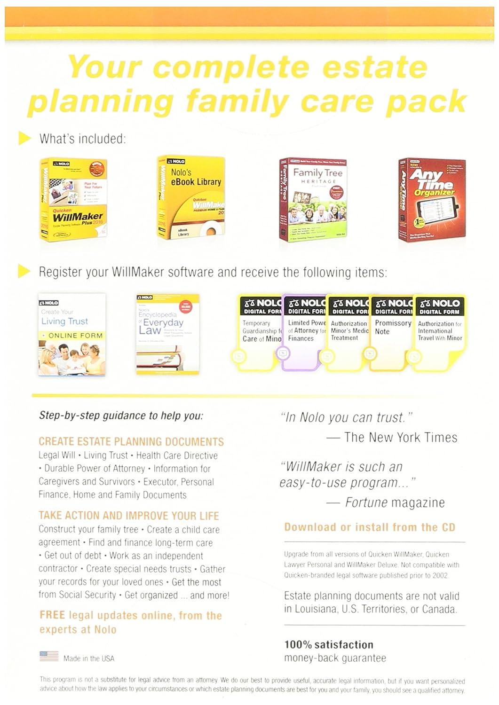 com quicken willmaker premium home family office com quicken willmaker premium home family 2016 office products