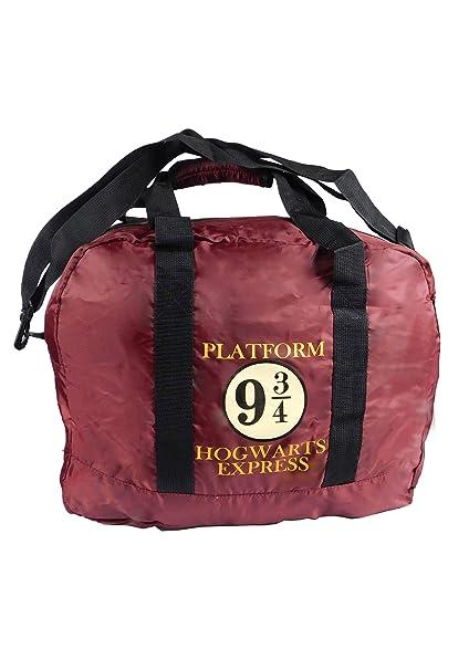 Harry Potter 9 3/4 Packway Bolsa de Deporte Duffel, 44 cm ...