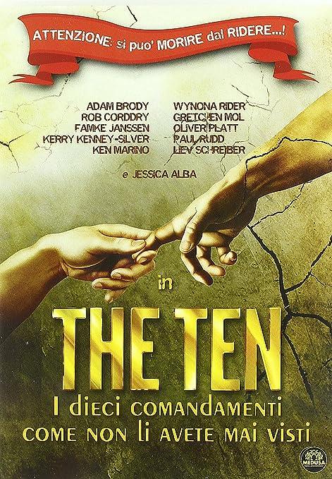 The Ten [Italia] [DVD]: Amazon.es: Jessica Alba, Adam Brody ...