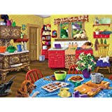 Bits and Pieces-Dog Gone Good Cookies - 1000 Piece Jigsaw Puzzle