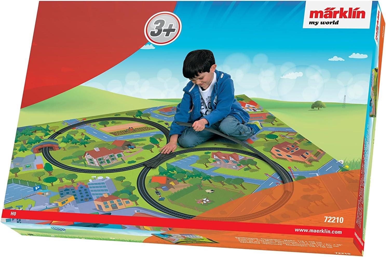 M/ärklin My World 72210/Railroad Tapis de Jeu