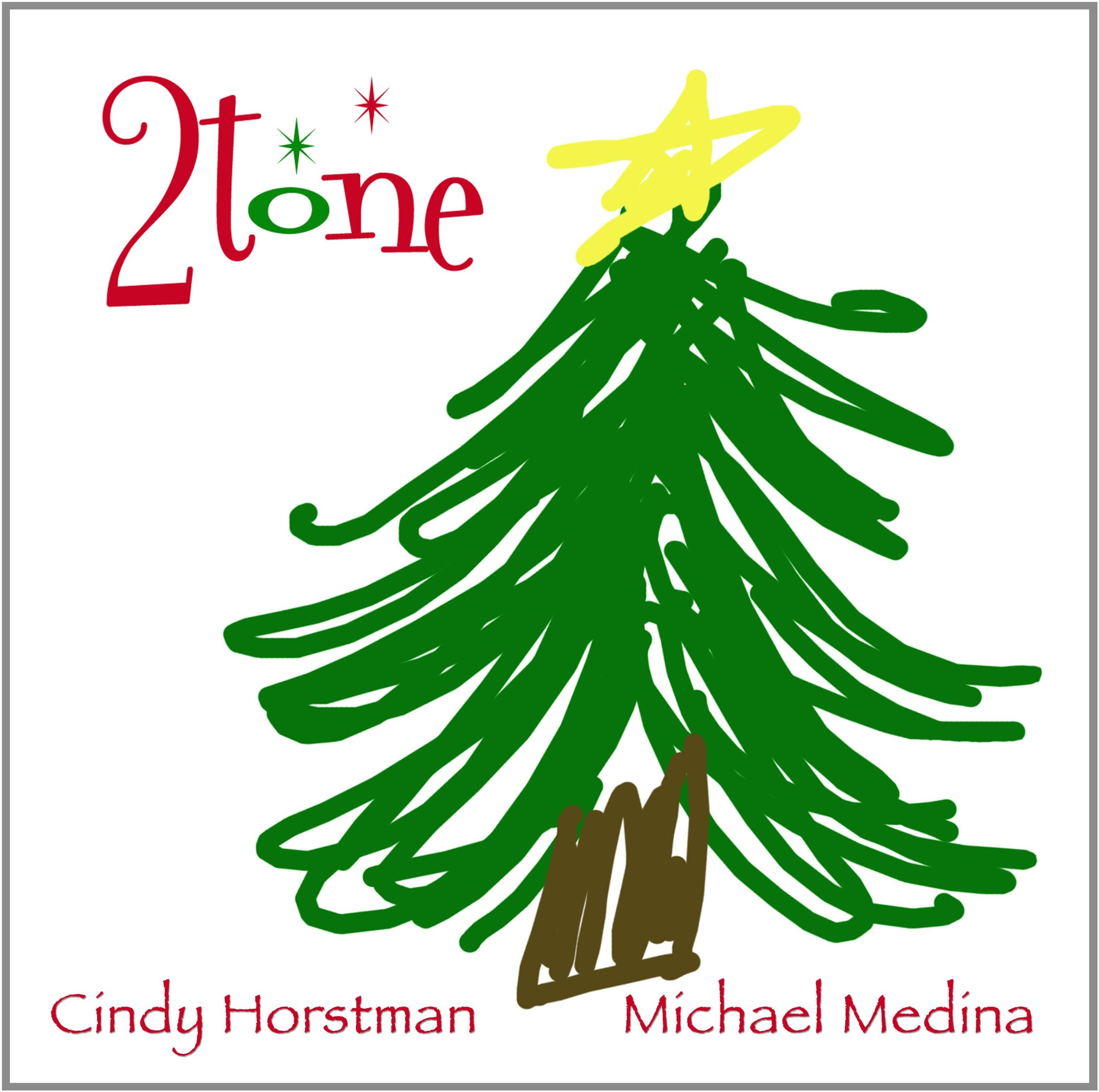 CD : Michael Medina - 2tone Christmas (CD)