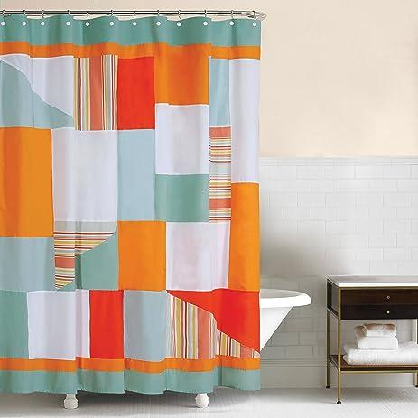 CF Home 898957272 Fiesta Key Shower Curtain
